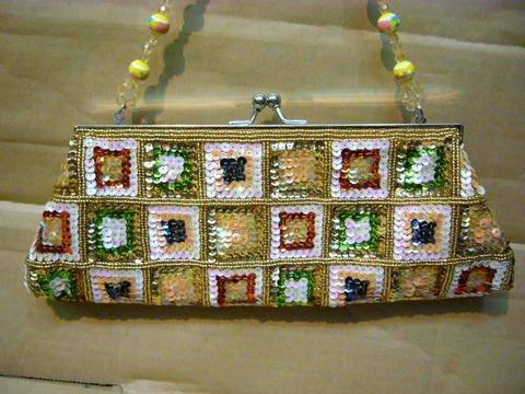 Women's Handbag Glittering 49
