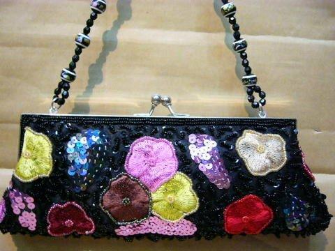 Women's Handbag Glittering 55