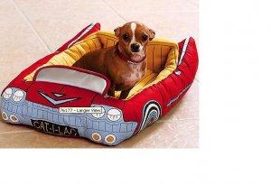 Pet Cadilac Bed FREE SHIPPING