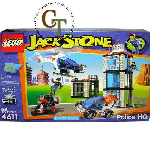 LEGO 4611 Police Headquarters - Jack Stone