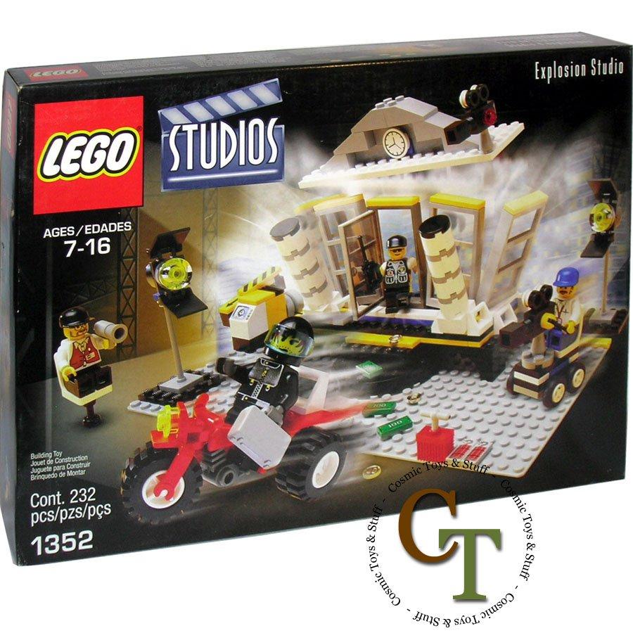 LEGO 1352 Explosion - Studios