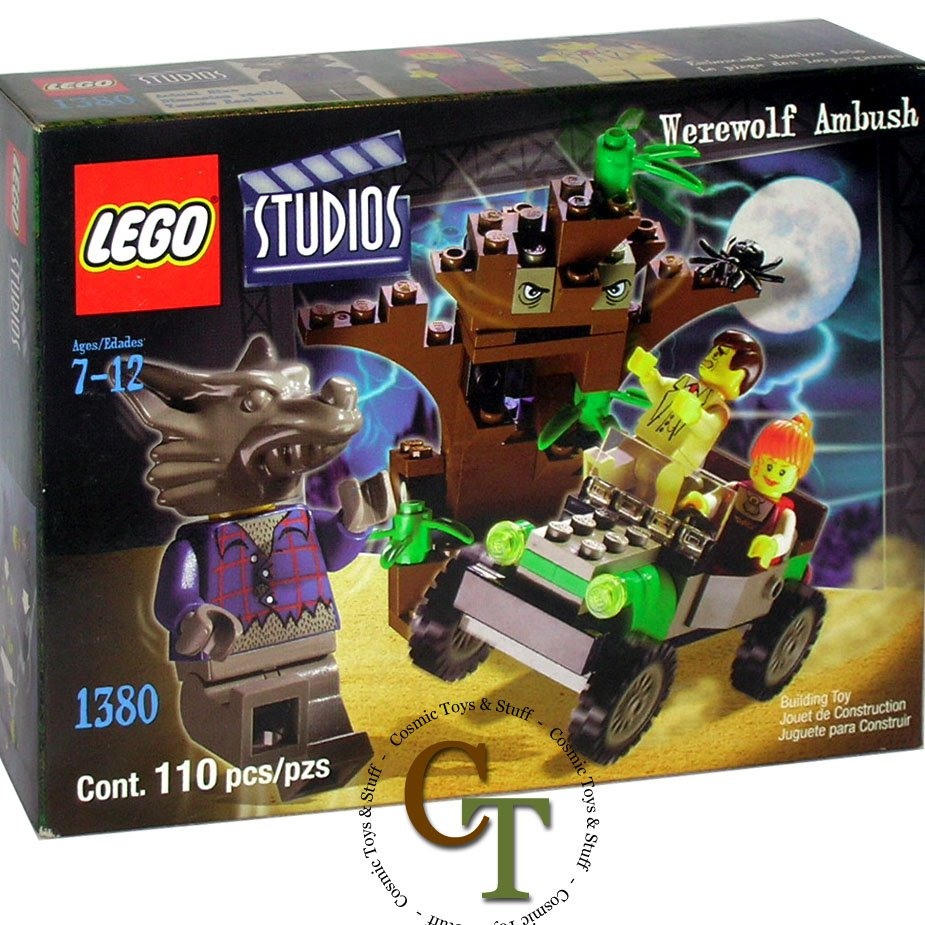 LEGO 1380 Werewolf Ambush - Studios