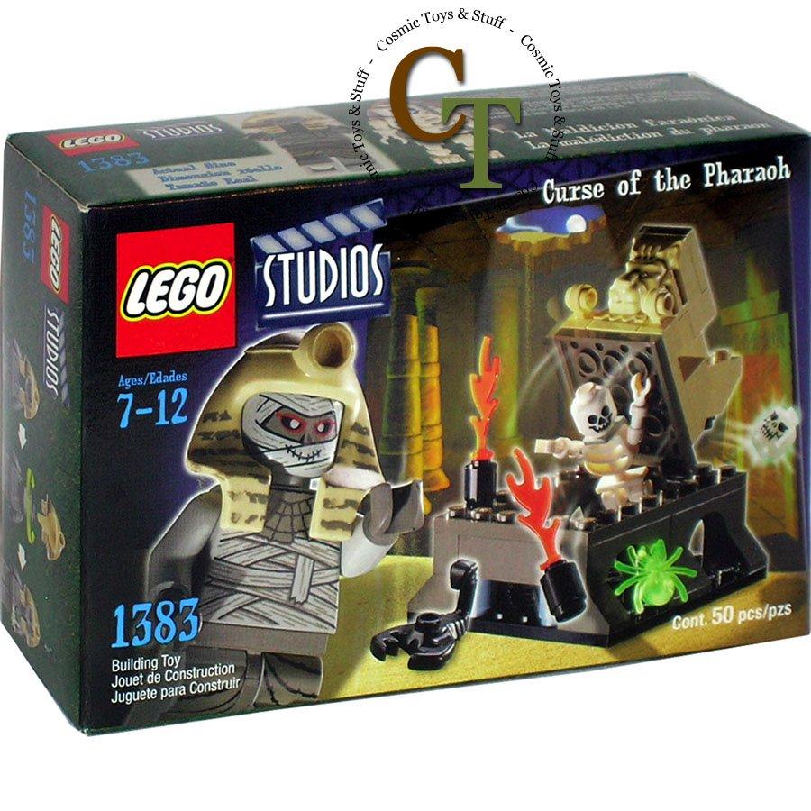LEGO 1383 Curse Of The Pharoah - Studios