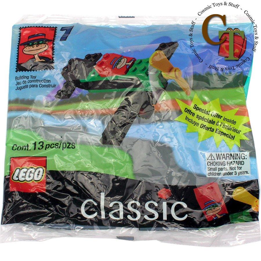 LEGO 1841 McDonalds 1999 #7 promo polybag