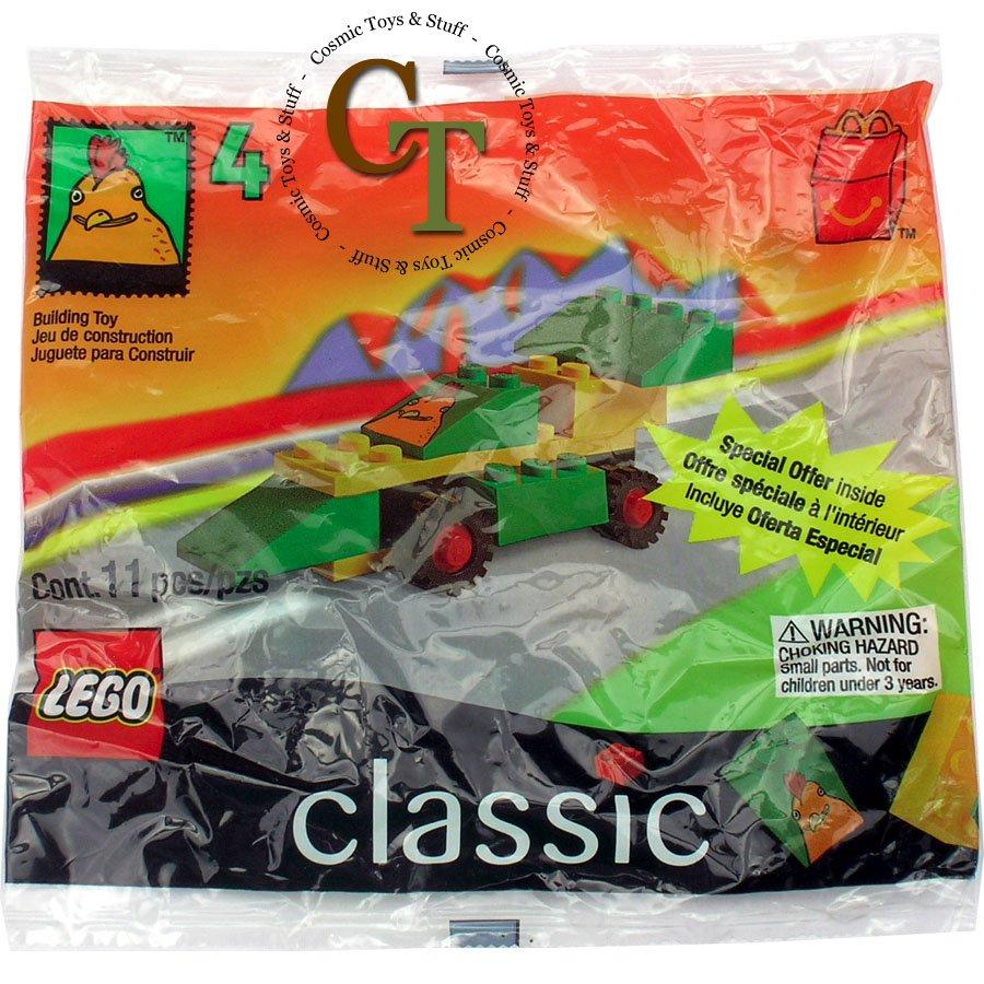 LEGO 1995 McDonalds 1999 #4 promo polybag