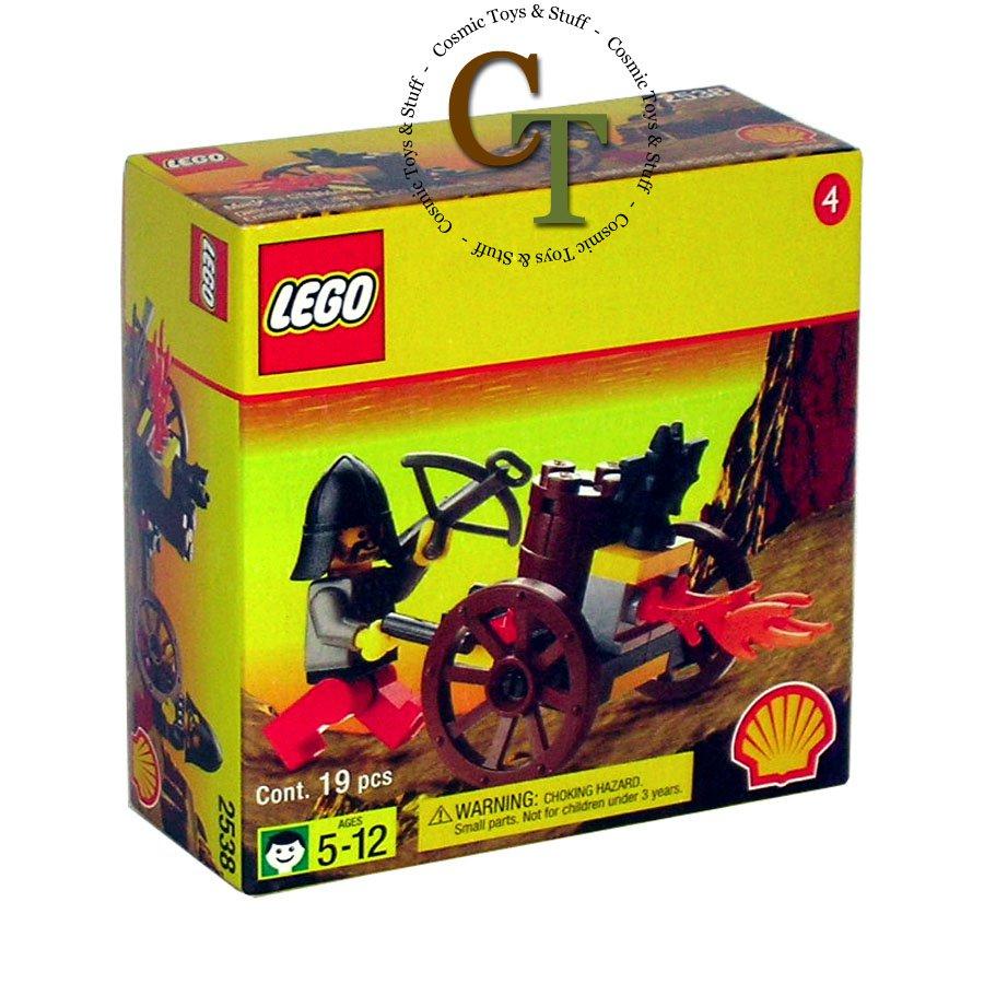 LEGO 2538 Shell 2000 promo #4