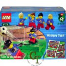 LEGO 3416 Women's Soccer Team - Sports Soccer
