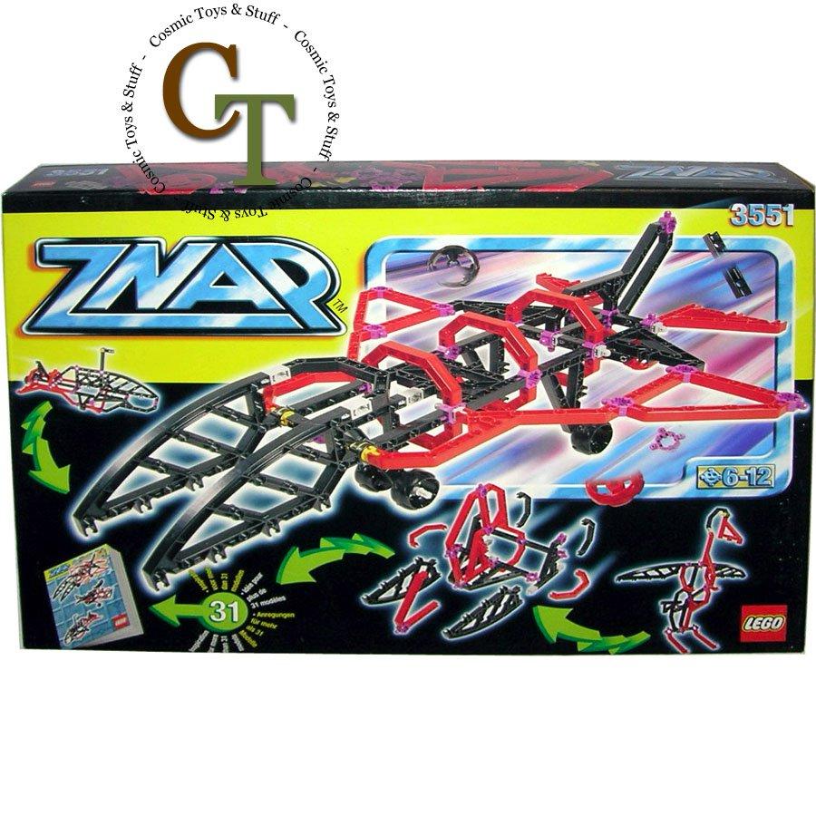 LEGO 3551 Dino-Jet - ZNAP