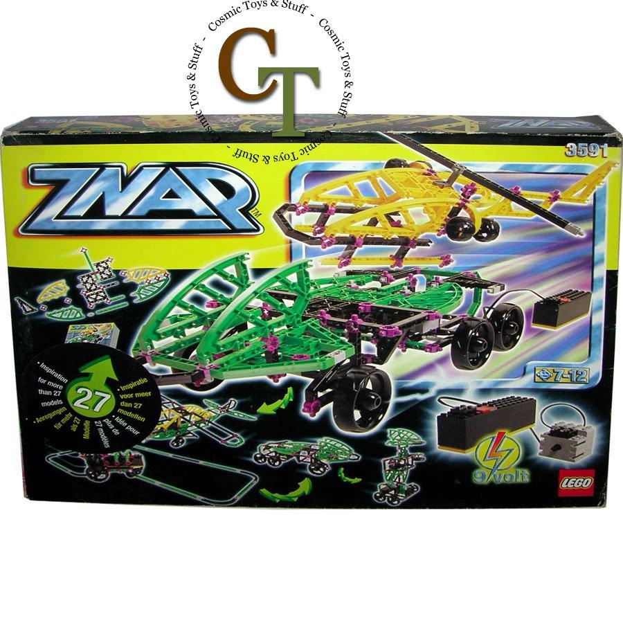 LEGO 3591 Heli-transport - ZNAP