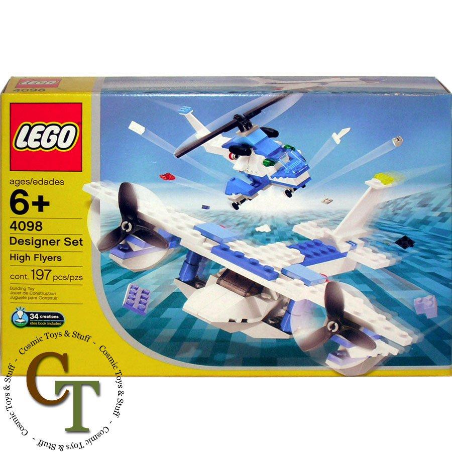 LEGO 4098 High Flyers - Designer