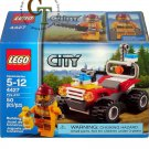 LEGO 4427 Fire ATV - City