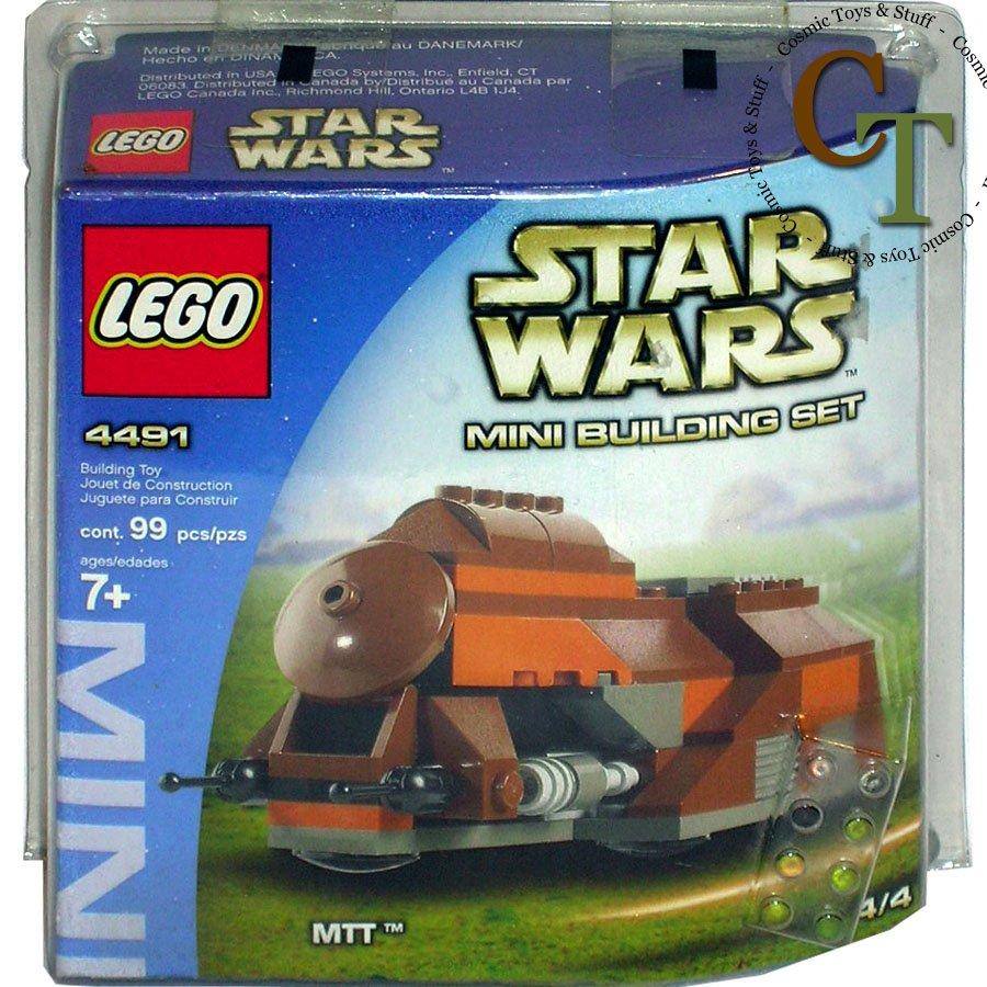 LEGO 4491 Trade Federation MTT mini - Star Wars