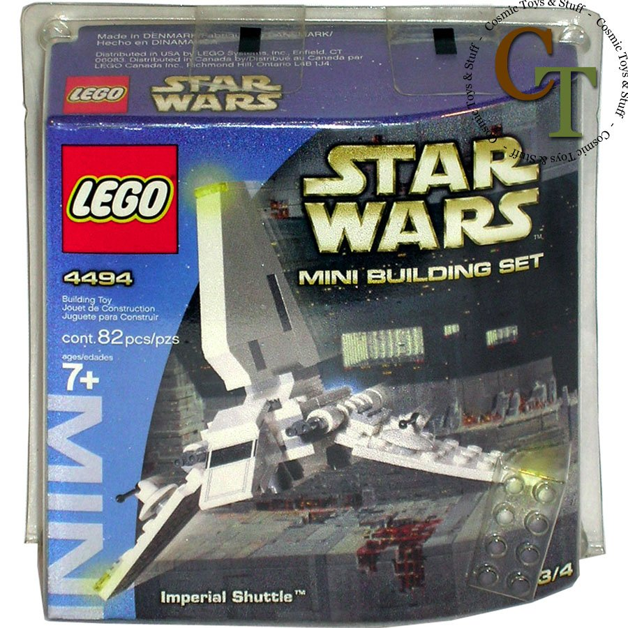 LEGO 4494 Imperial Shuttle mini - Star Wars