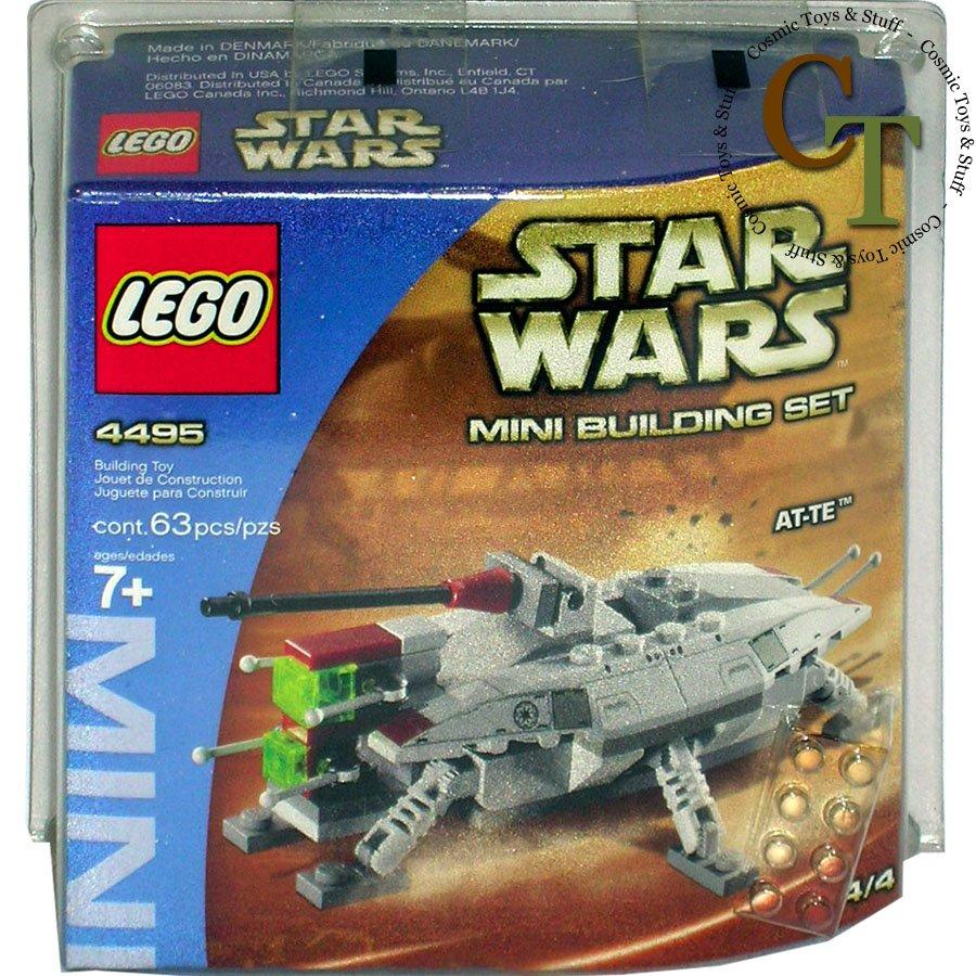 LEGO 4495 AT-TE mini - Star Wars