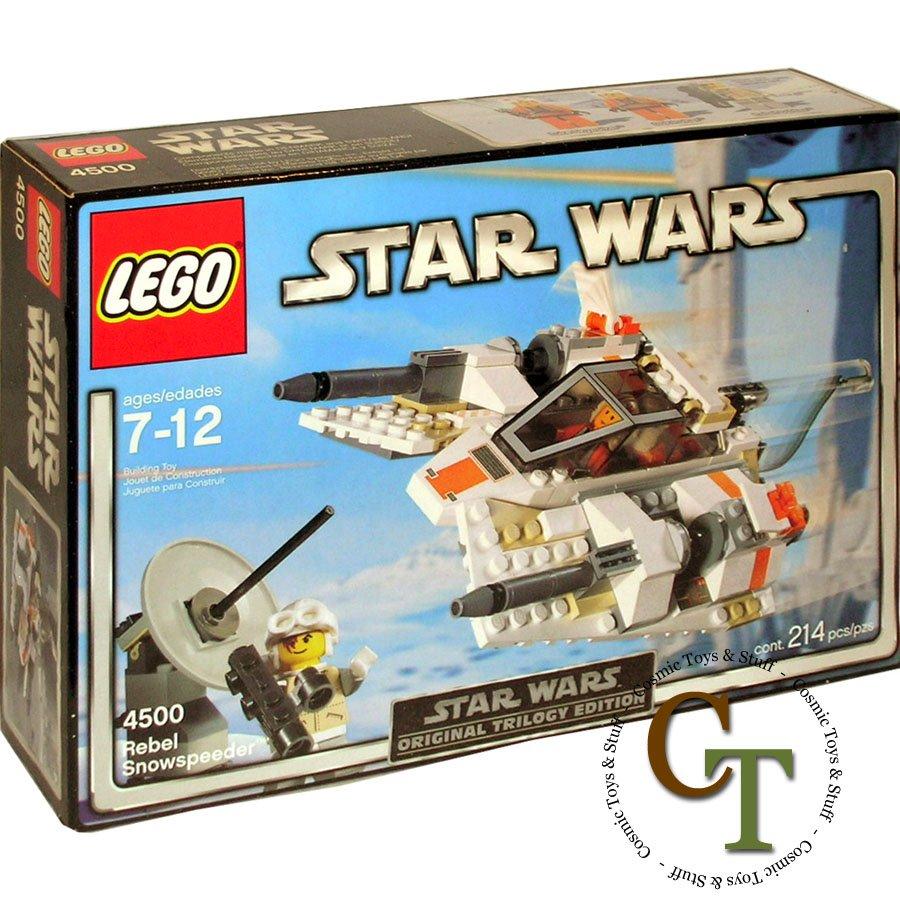 LEGO 4500 Rebel Snowspeeder (Original Trilogy) Star Wars