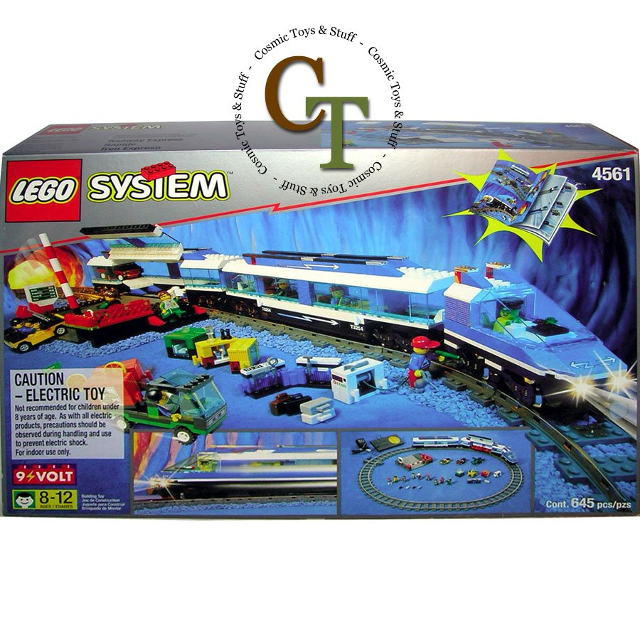 LEGO 4561 Railway Express - Trains