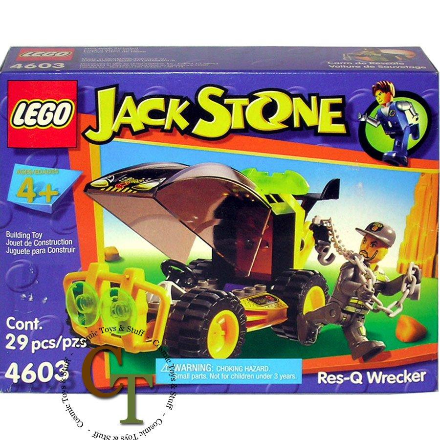 LEGO 4603 Res-Q Wrecker - Jack Stone