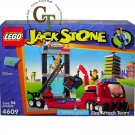 LEGO 4609 Fire Attack Team - Jack Stone