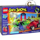 LEGO 4621 Red Flash Station - Jack Stone
