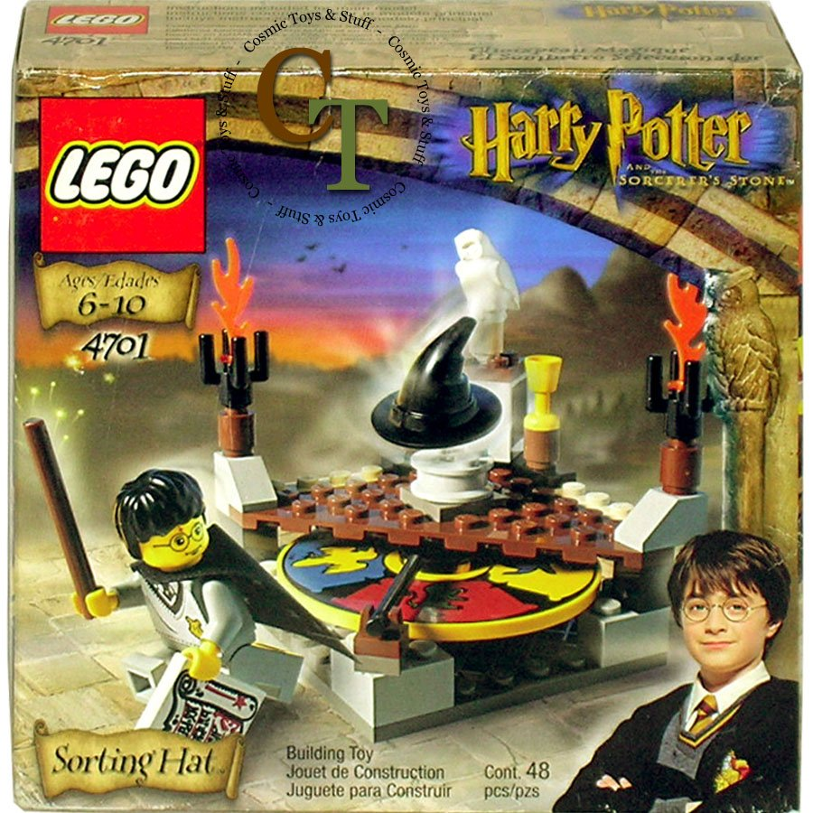 LEGO 4701 Sorting Hat - Harry Potter