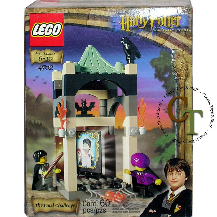 LEGO 4702 The Final Challenge - Harry Potter