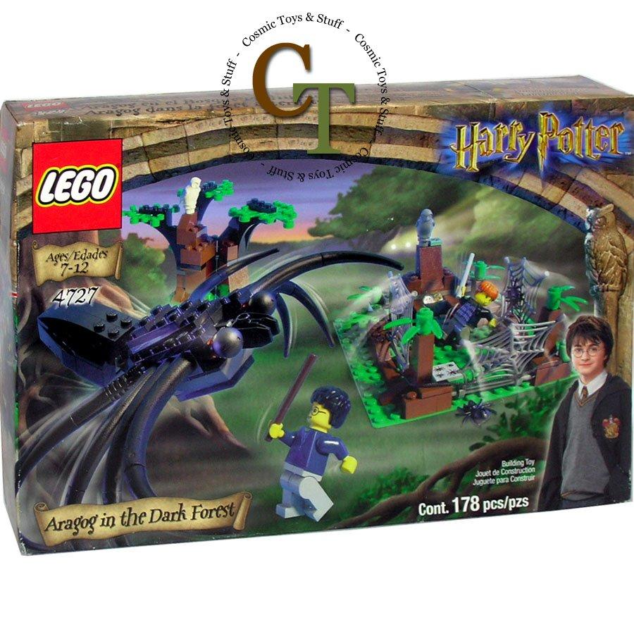 LEGO 4727 Aragog in the Dark Forest - Harry Potter