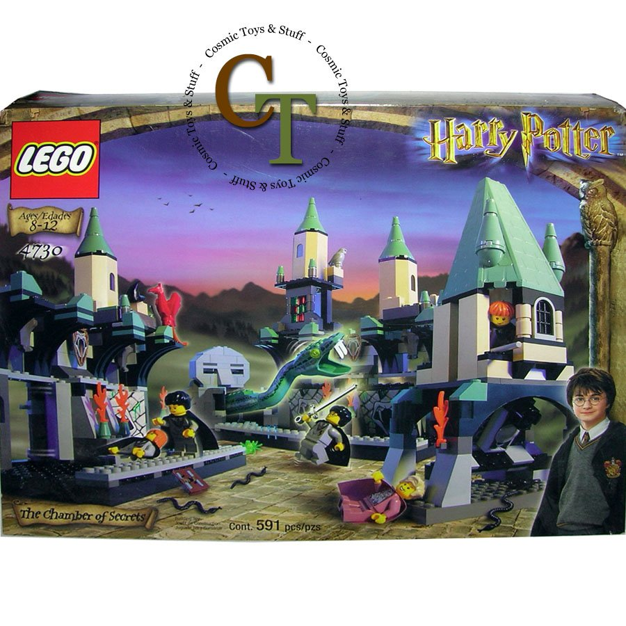 LEGO 4730 Chamber of Secrets - Harry Potter