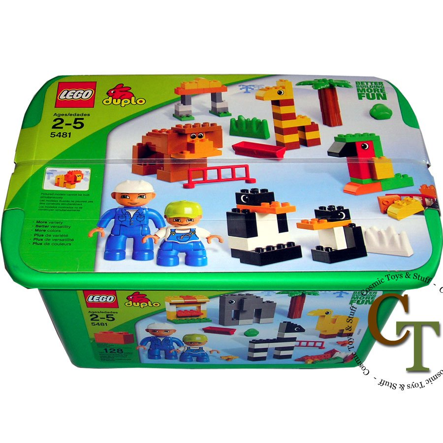 lego 5481 lego duplo zoo duplo. Black Bedroom Furniture Sets. Home Design Ideas