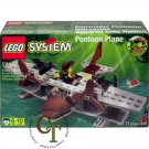 LEGO 5925 Pontoon Plane - Adventurers Jungle