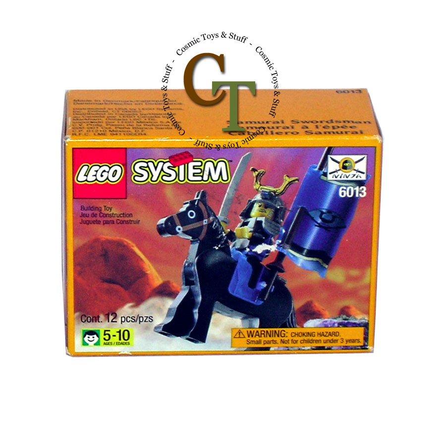 LEGO 6013 Samurai Swordsman - Ninja