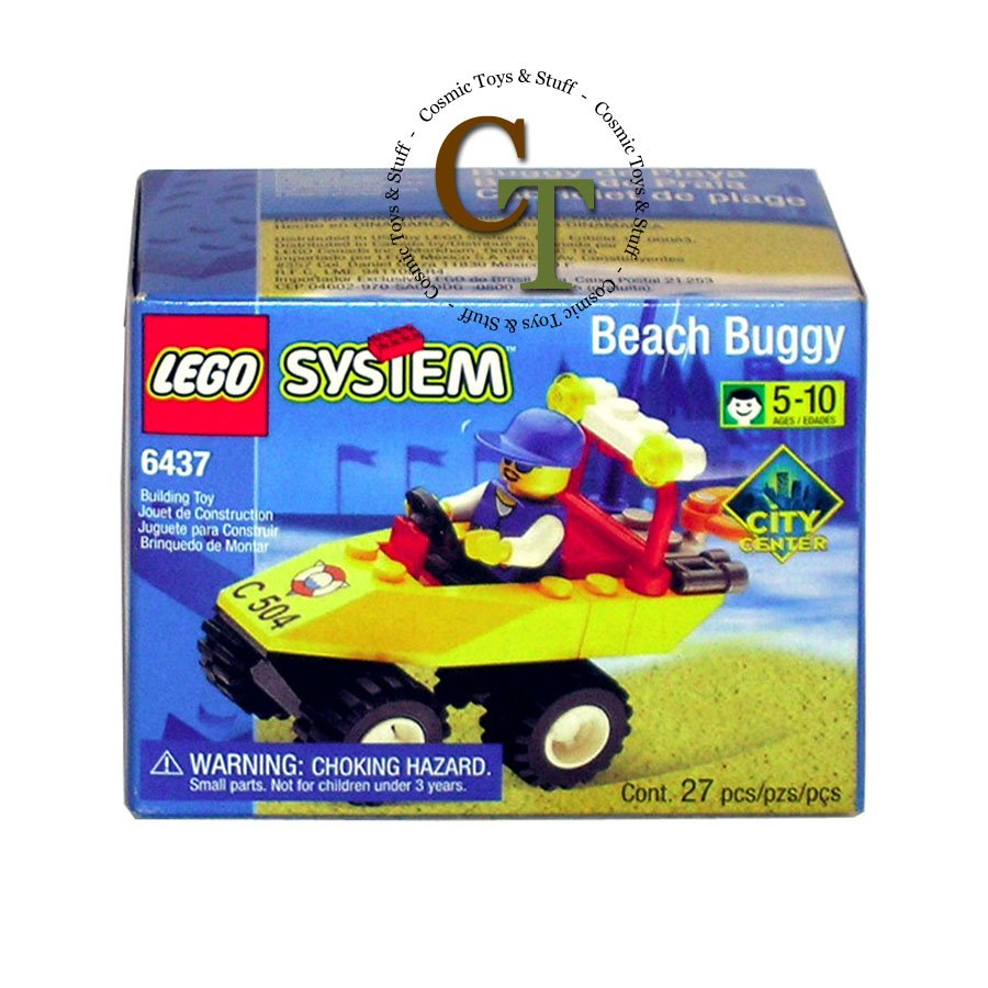LEGO 6437 Beach Buggy - City Center