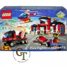 LEGO 6478 Fire Fighters HQ - City Center