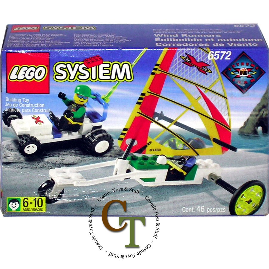 LEGO 6572 Wind Runners - Extreme Team
