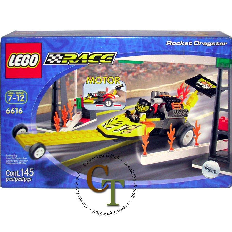 LEGO 6616 Rocket Dragster - Racers