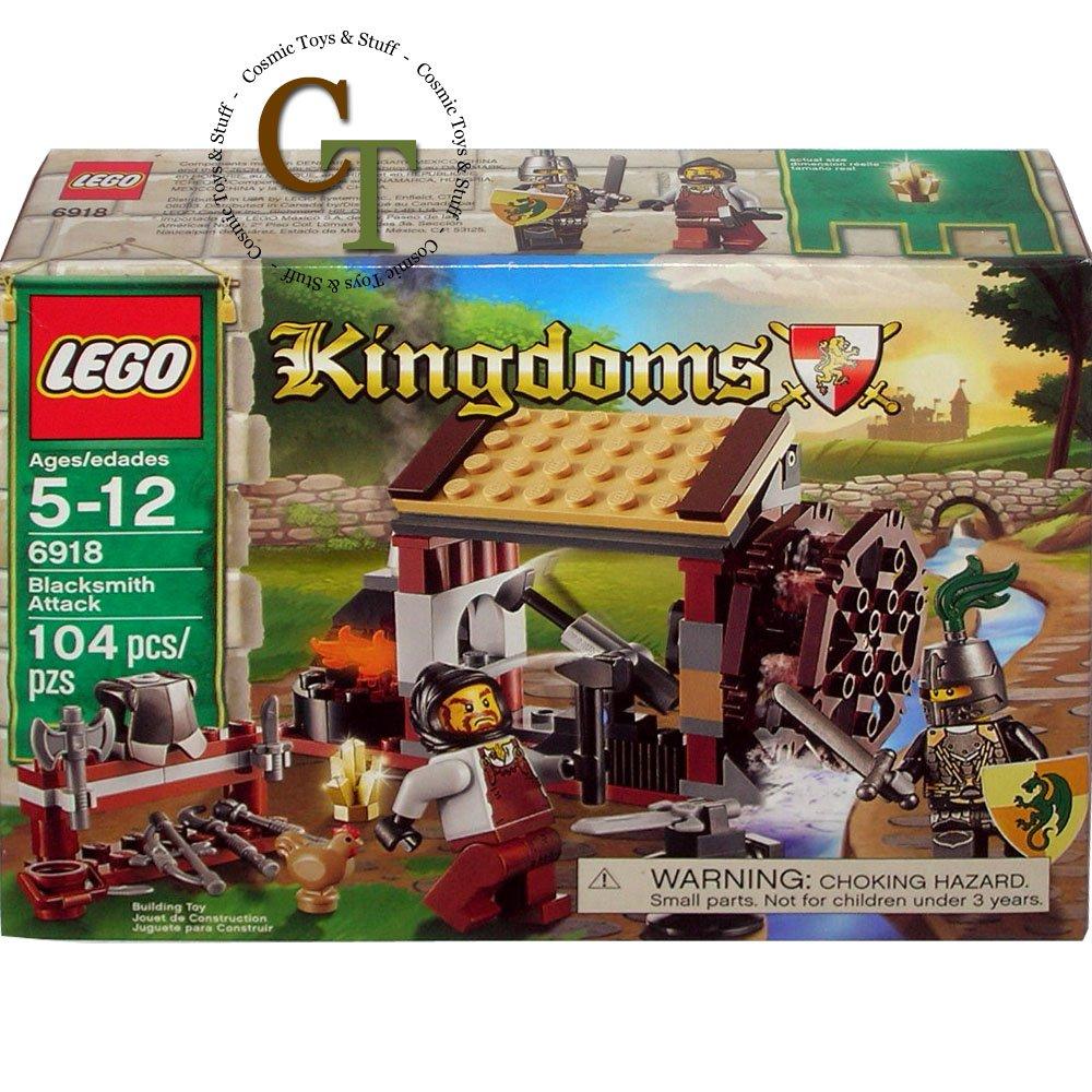 LEGO 6918 Blacksmith Attack - Kingdoms