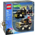LEGO 7032 Police 4WD and Undercover Van - World City