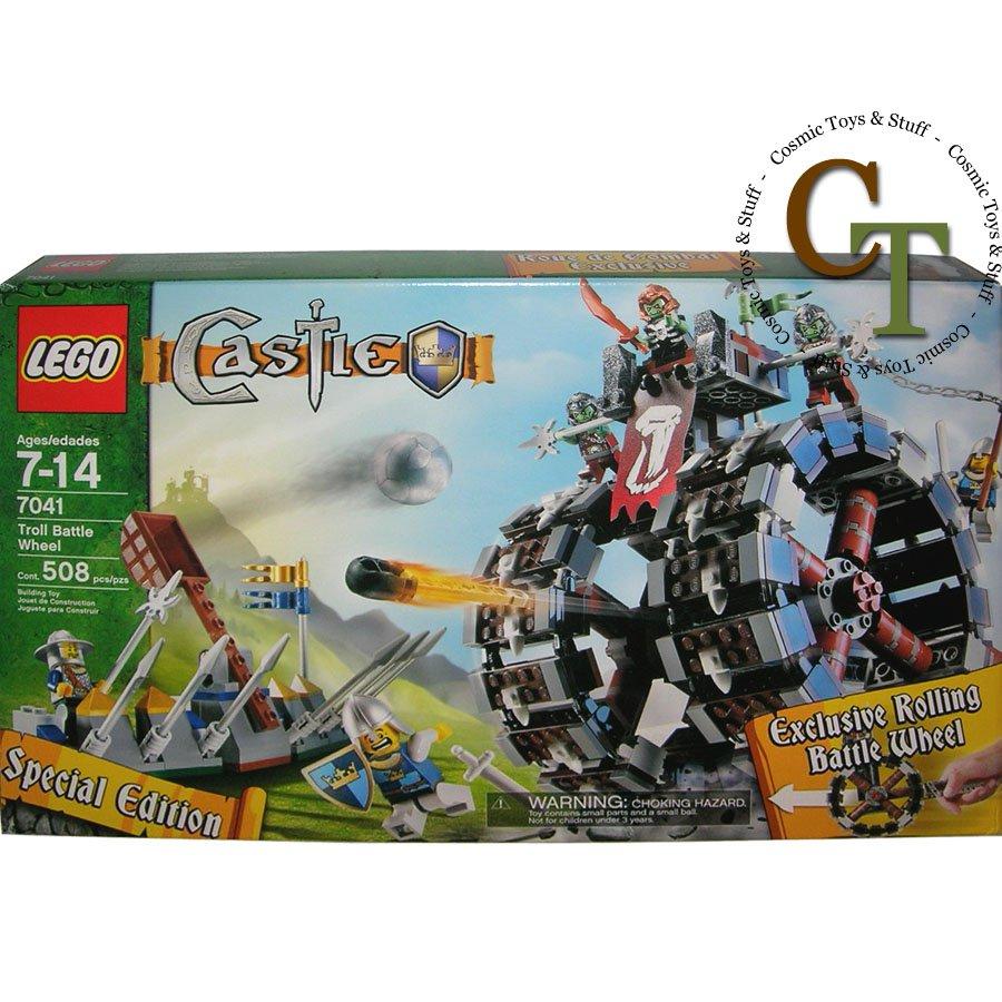 LEGO 7041 Battle Wheel