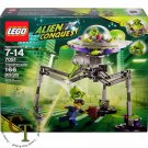 LEGO 7051 Tripod Invader - Alien Conquest