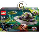 LEGO 7052 UFO Abduction - Alien Conquest
