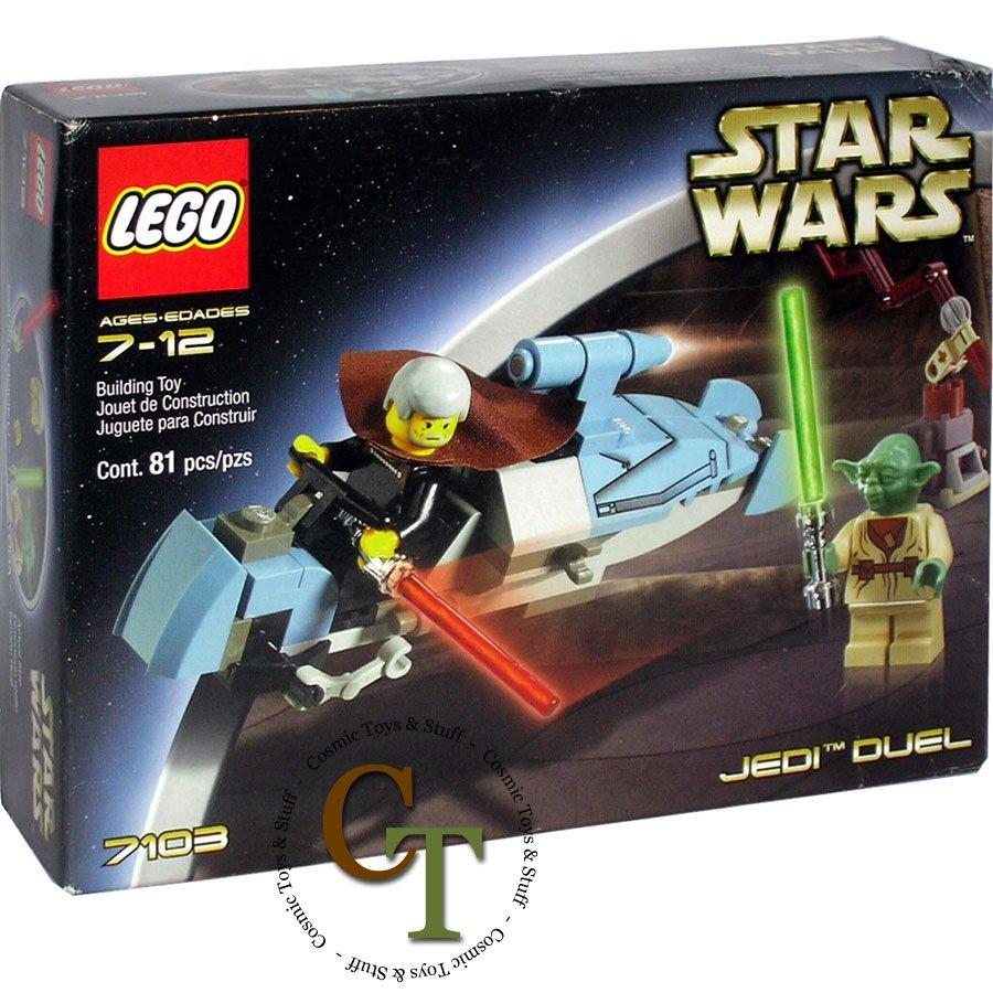 LEGO 7103 Jedi Duel - Star Wars