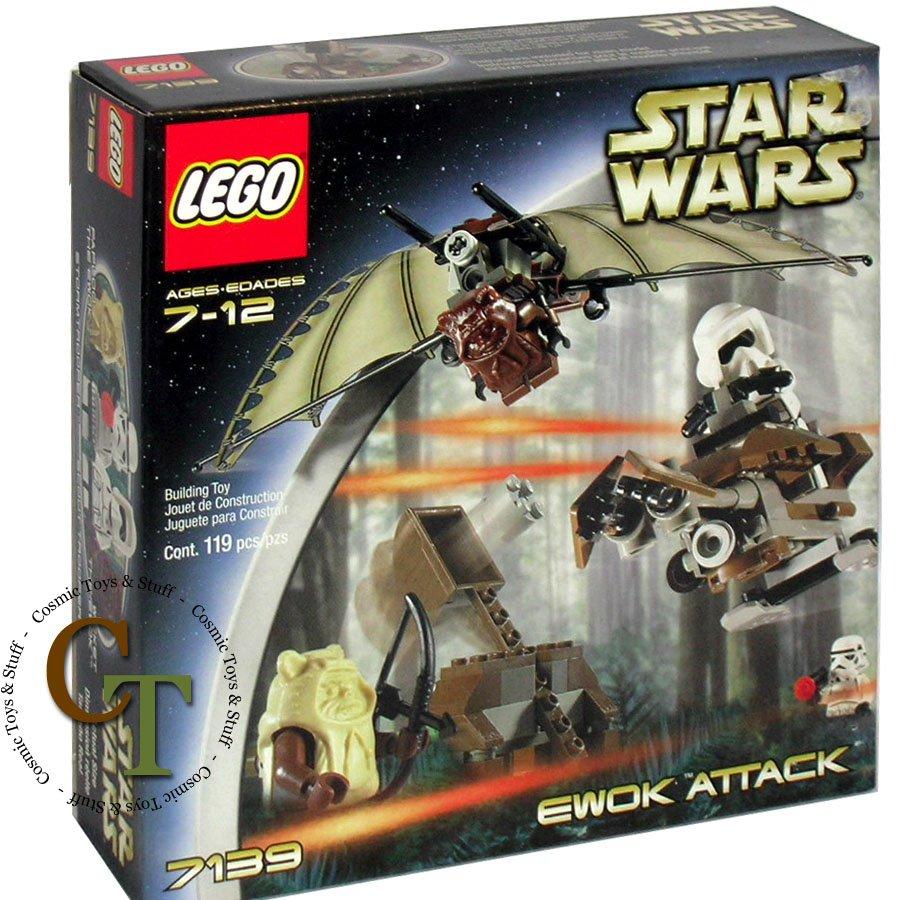 LEGO 7139 Ewok Attack - Star Wars