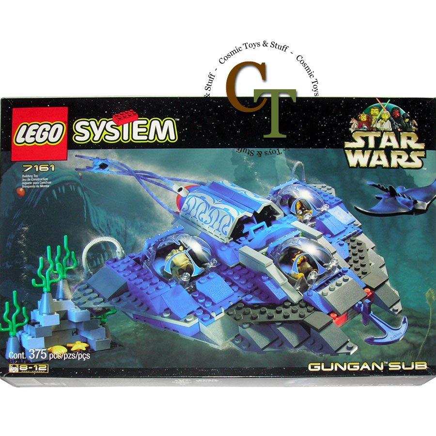 LEGO 7161 Gungan Sub - Star Wars
