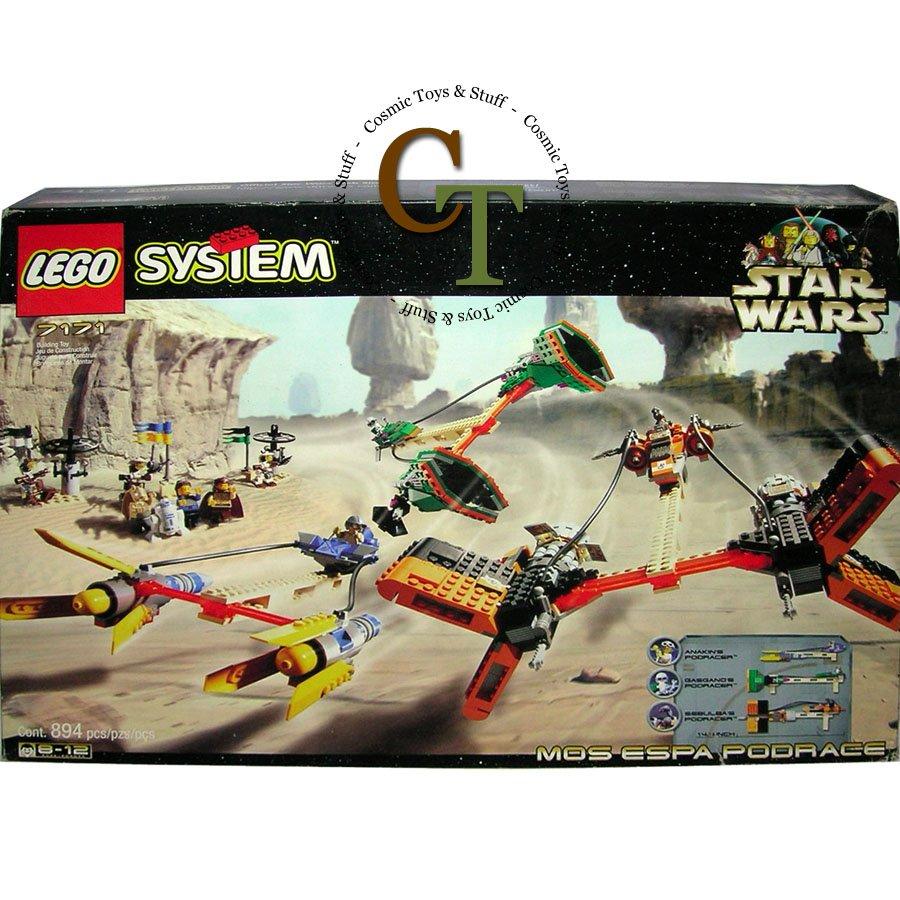 LEGO 7171 Mos Espa Podrace - Star Wars