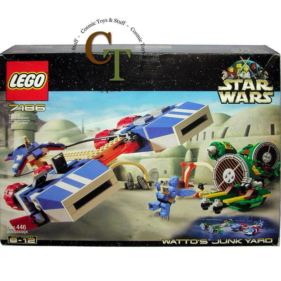 LEGO 7186 Watto's Junkyard - Star Wars