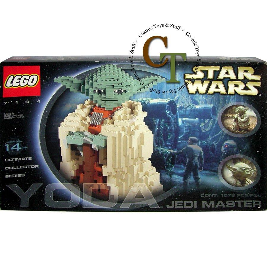 LEGO 7194 Yoda Sculpture UCS - Star Wars