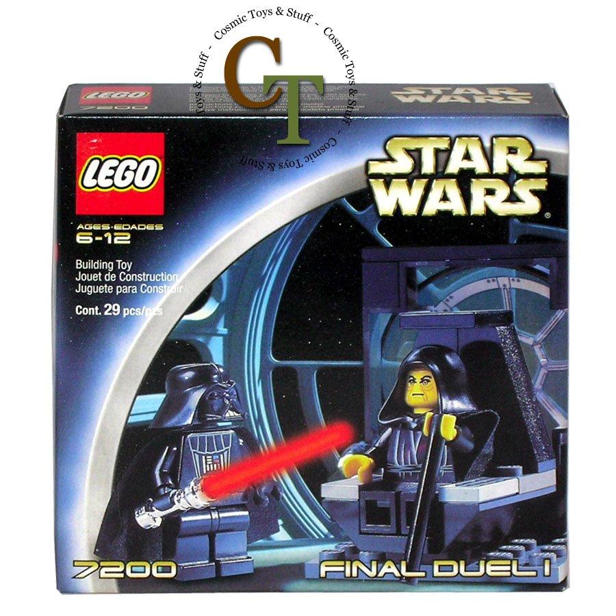 LEGO 7200 Final Duel I - Star Wars