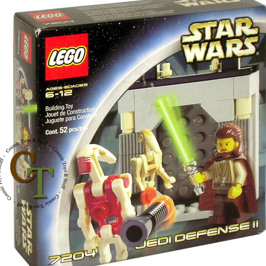 LEGO 7204 Jedi Defense II - Star Wars