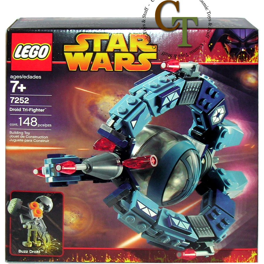 LEGO 7252 Droid Tri-Fighter - Star Wars