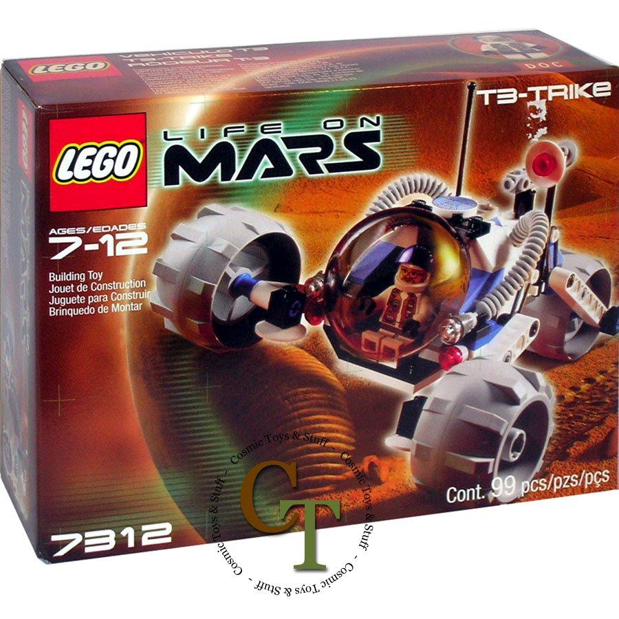 LEGO 7312 T3-Trike - Life on Mars