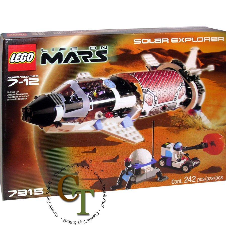 LEGO 7315 Solar Explorer - Life on Mars